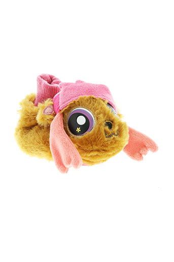 littlest et petshop pantoufle fille de couleur rose