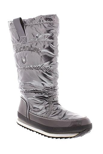 rucanor bottes femme de couleur gris