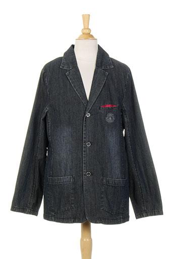 3 et pommes vestes garcon de couleur noir (photo)