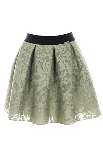 rinascimento jupes femme de couleur vert