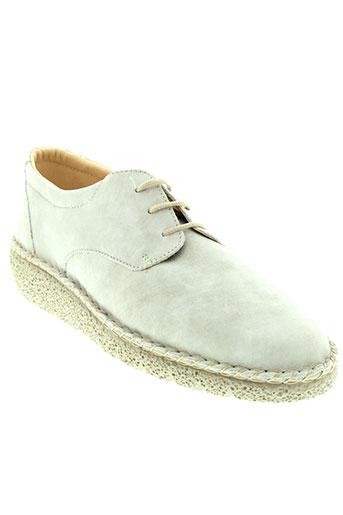 pedi girl chaussures femme de couleur blanc