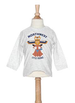 Produit-T-shirts / Tops-Garçon-MAYORAL