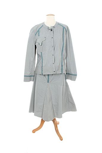 carole richard ensembles femme de couleur gris