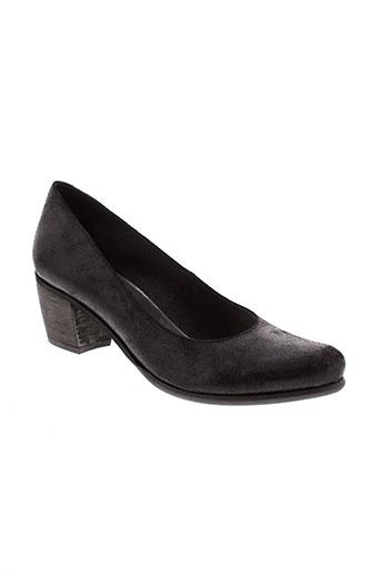 myma escarpins femme de couleur noir