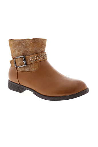 gioseppo et kids boots fille de couleur marron