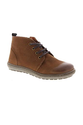 gioseppo et kids boots garcon de couleur marron