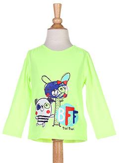 Produit-T-shirts / Tops-Fille-TUC TUC
