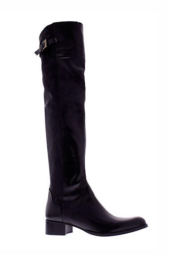 muratti bottes femme de couleur noir