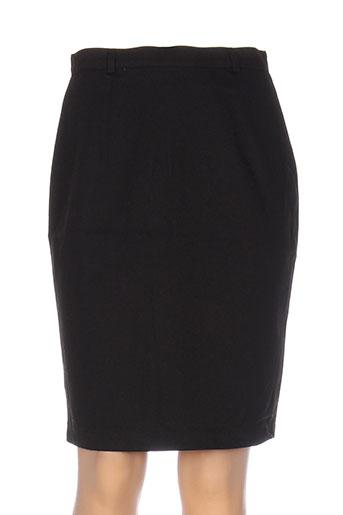 differentiel jupes femme de couleur noir
