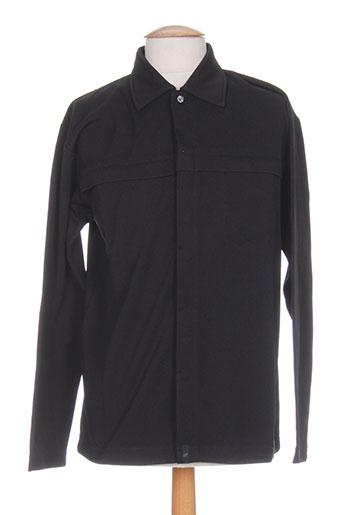 blend chemises homme de couleur noir
