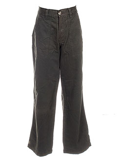Pantalon casual vert REDWOOD pour garçon