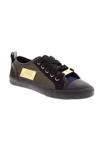 guess chaussures fille de couleur noir