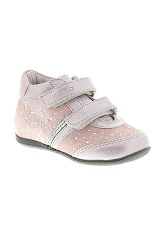 ciao bimbi chaussures fille de couleur rose
