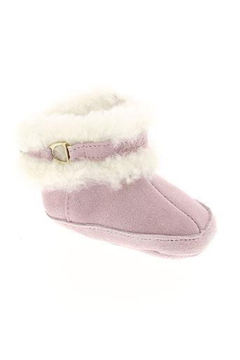 ralph lauren chaussures fille de couleur rose