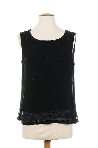 enjoy chemises femme de couleur noir