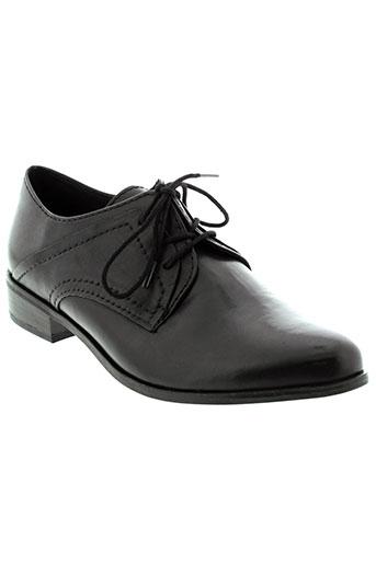 marco tozzi chaussures homme de couleur noir