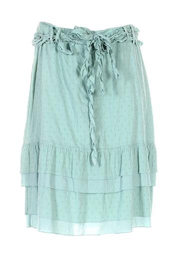 daniel amaury jupes femme de couleur vert