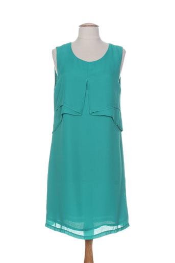 femmes je vous aime robes femme de couleur vert