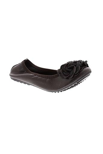 suredelle chaussures femme de couleur marron
