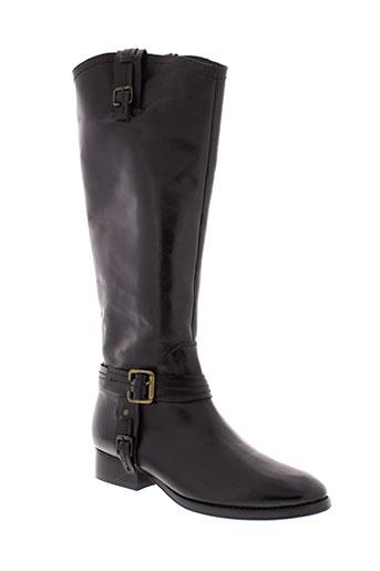 stylemax chaussures femme de couleur noir