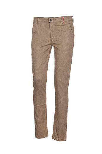 couturist pantalons et decontractes femme de couleur marron