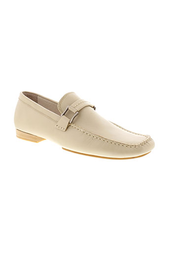 we et do mocassins homme de couleur beige