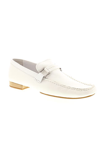 we et do mocassins homme de couleur blanc