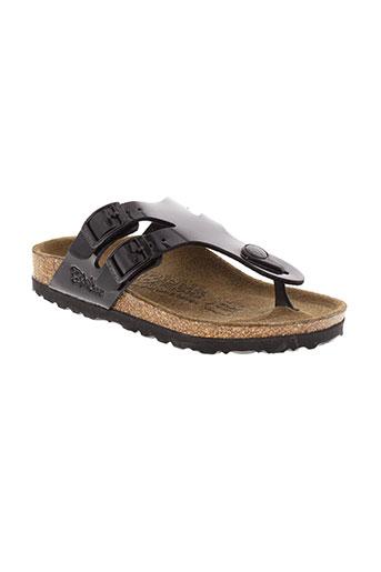 birki's chaussures fille de couleur noir