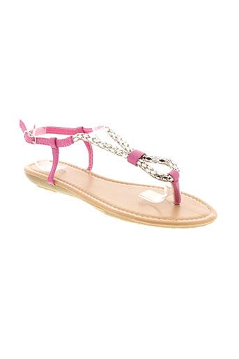 cassis cote d'azur chaussures femme de couleur rose