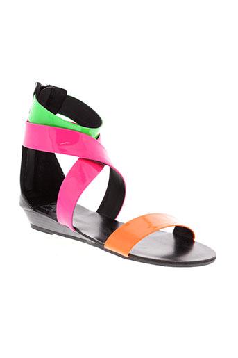 cassis chaussures femme de couleur rose