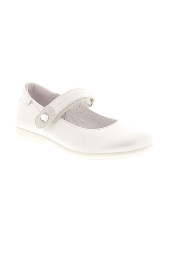 ciao et junior ballerines fille de couleur blanc