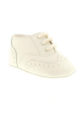 baby chick chaussures enfant de couleur beige