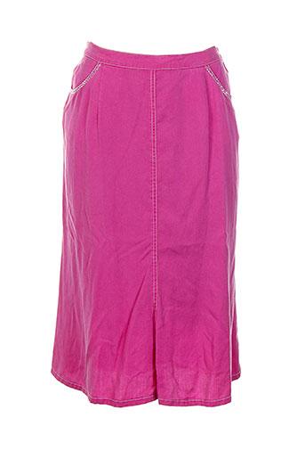 b de brel jupes femme de couleur rose