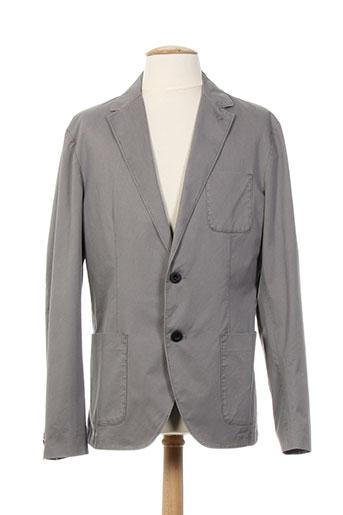 cerruti 1881 vestes homme de couleur gris