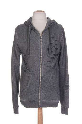 imperial vestes homme de couleur gris