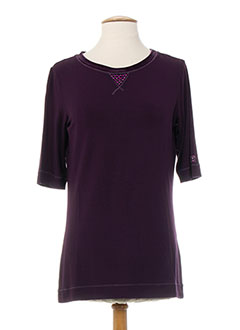 Produit-T-shirts / Tops-Femme-VDP CLUB