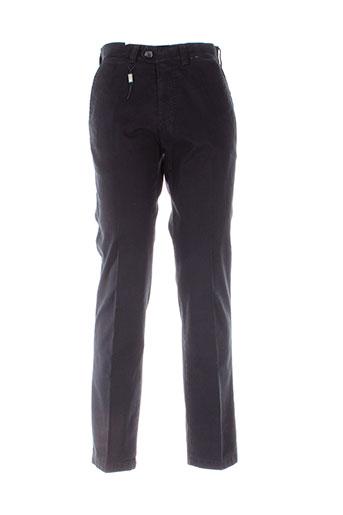 atelier gardeur pantalons homme de couleur noir