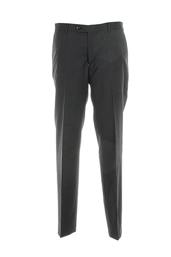 Pantalon chic gris BENVENUTO pour femme