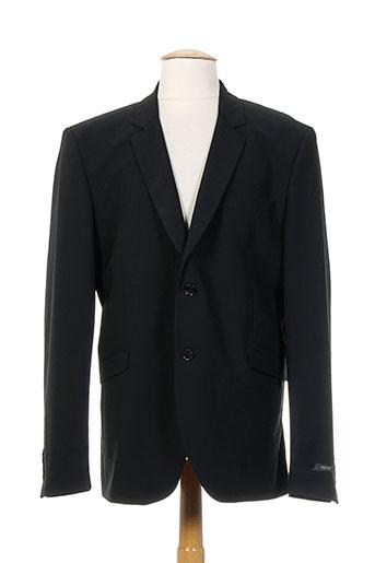 jack EFFI_CHAR_1 jones vestes homme de couleur noir