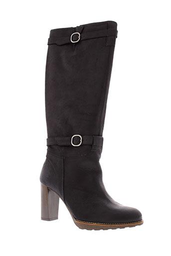 espace chaussures femme de couleur noir
