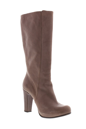 coclico chaussures femme de couleur marron