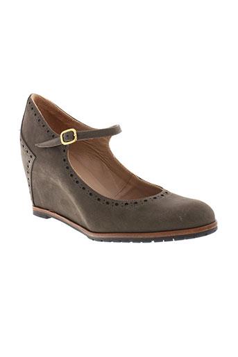 avril gau chaussures femme de couleur gris