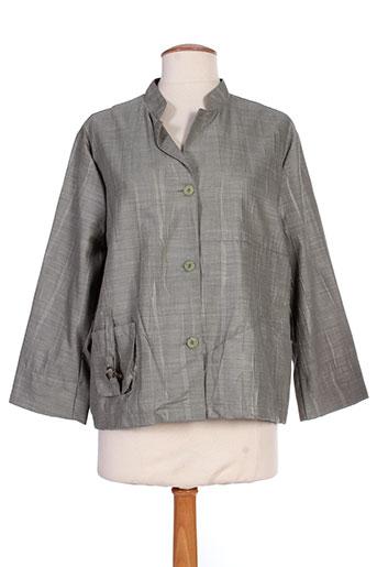 chrismas's vestes femme de couleur vert