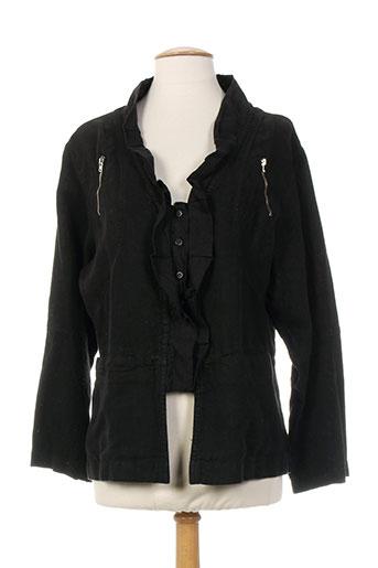 arthurio et lino vestes femme de couleur noir