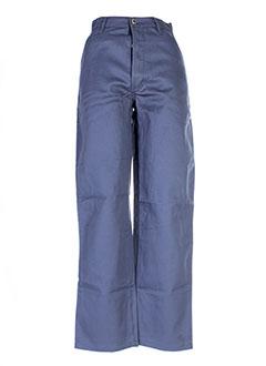Pantalon casual bleu HOMEBOY pour homme