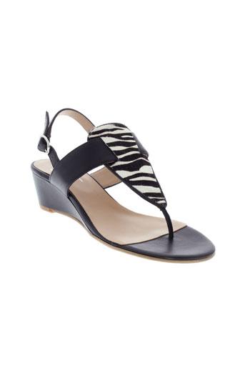 lundi bleu chaussures femme de couleur violet