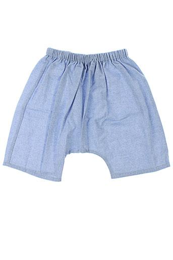 chez florence pantalons enfant de couleur bleu