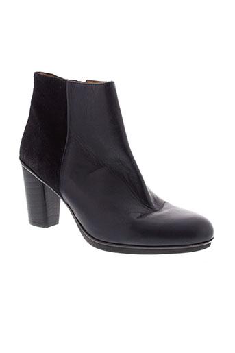 hispanitas boots femme de couleur bleu