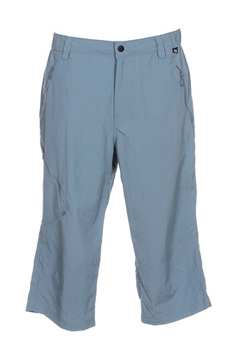 millet pantacourts et decontractes homme de couleur bleu