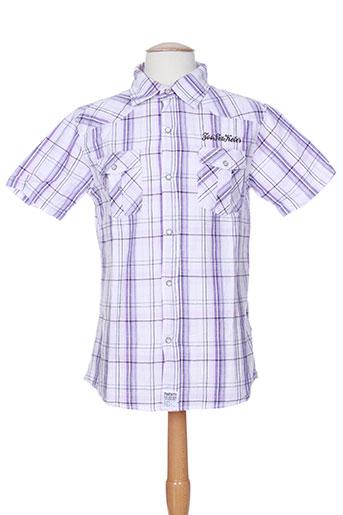 twenty six keter chemises homme de couleur violet